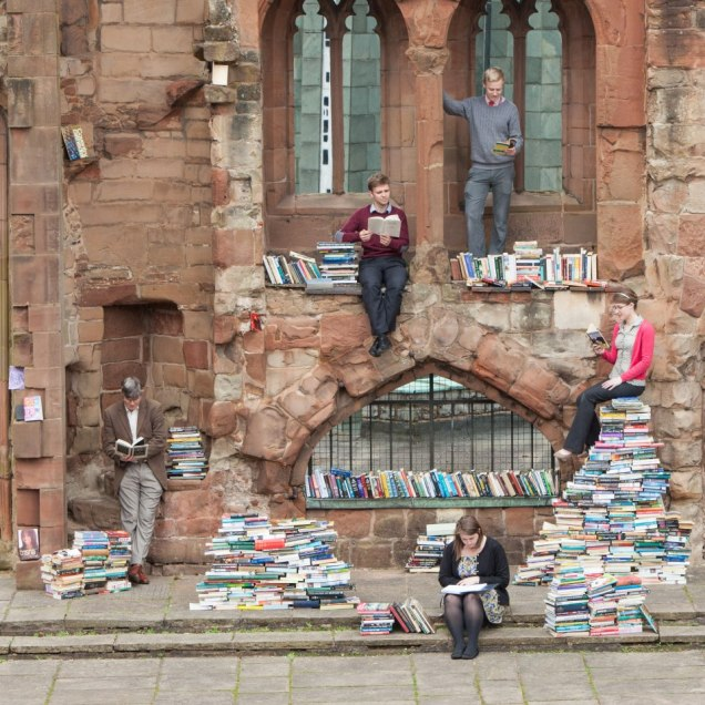 cov cathedral booksale