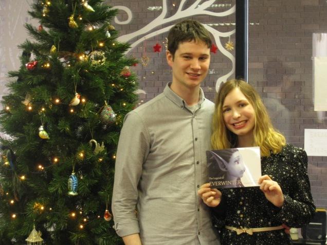 Tara and Matthew