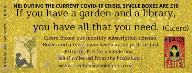 If you have a library and a garden, you have all that you need. (2)